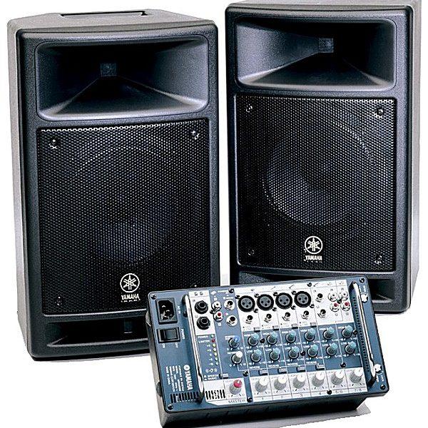 Звуковая система Yamaha Stagepas 300Вт аренда киев