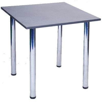 стол Ukrstand квадратный, столешница 80_80 см аренда