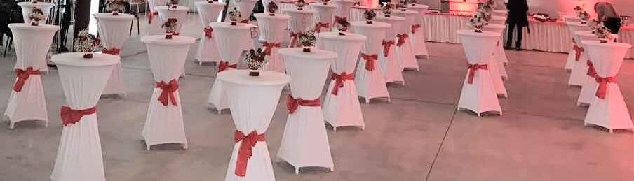 аренда чехлов для столиков киев