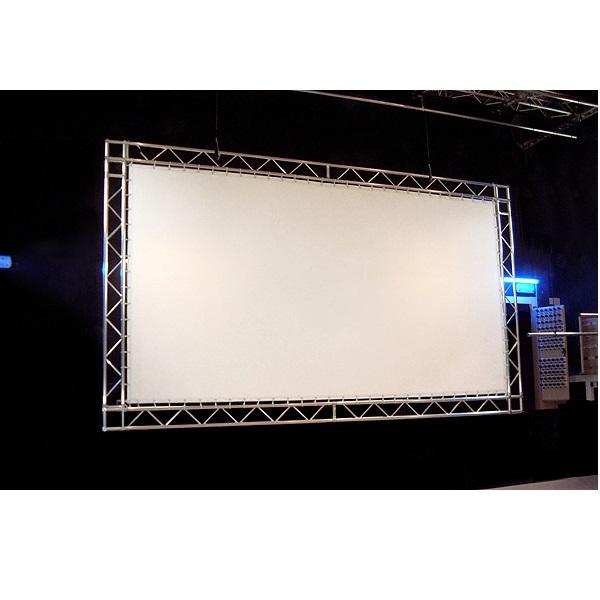 экран на раме широкоформатный аренда киев