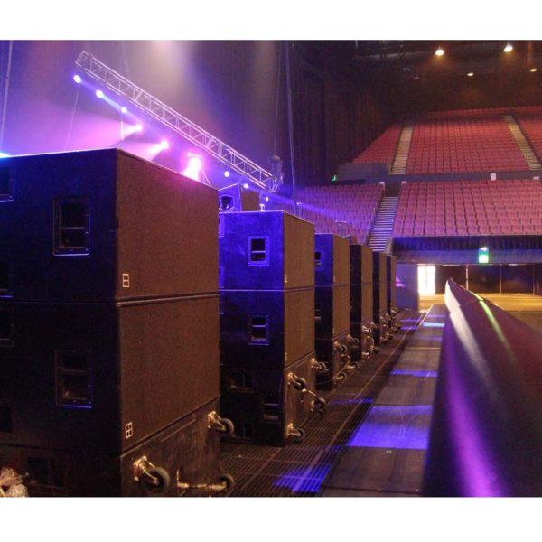 низкочастотная акустическая система для концертов киев